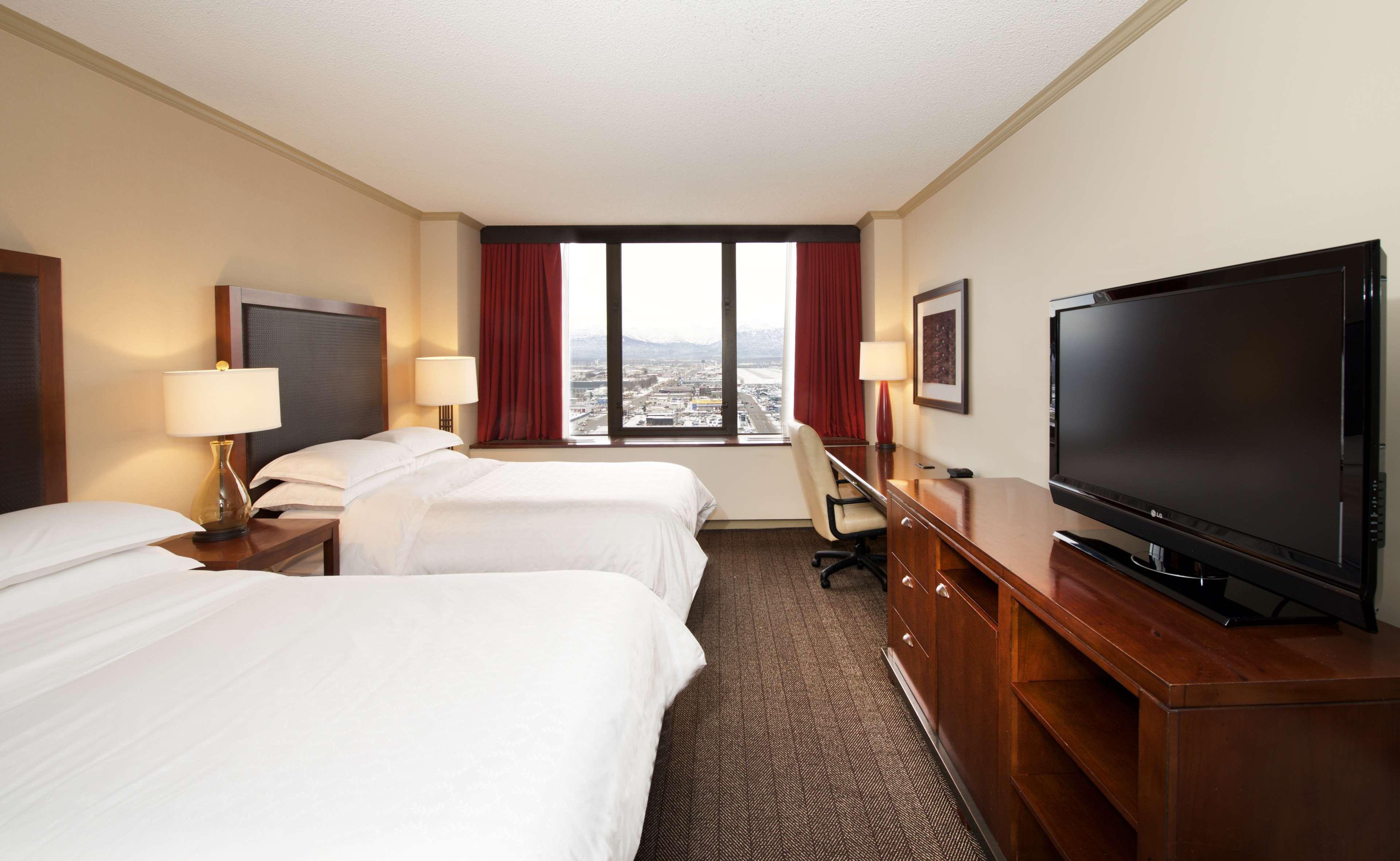 Sheraton Anchorage Hotel & Spa image 22