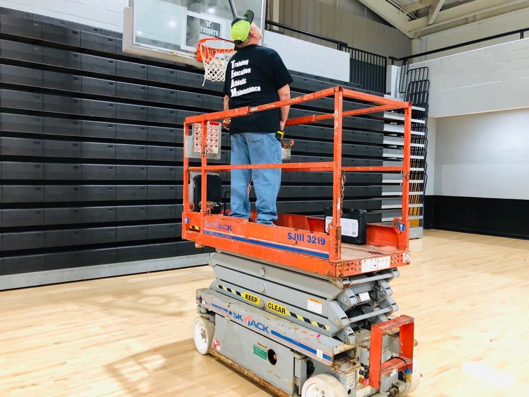 Training Education for Athletic Maintenance image 1