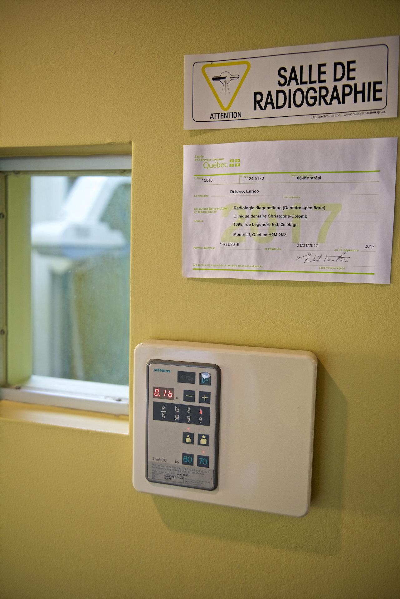 Clinique Dentaire Christophe Colomb à Montréal