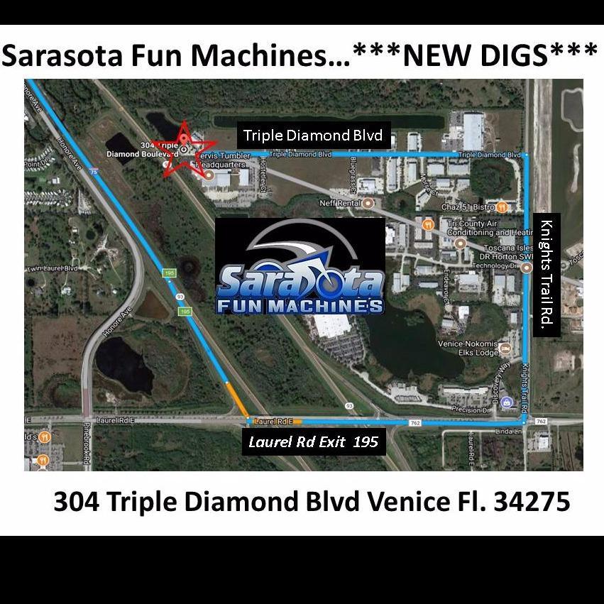 Sarasota Fun Machines