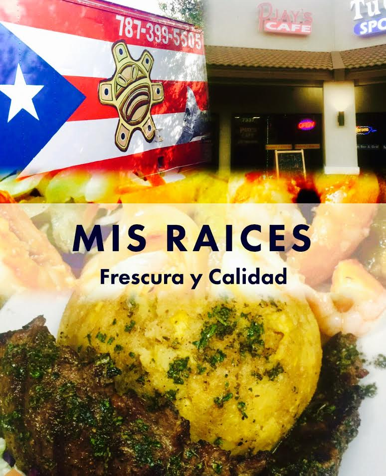 image of PJAY's Cafe - Mis Raices