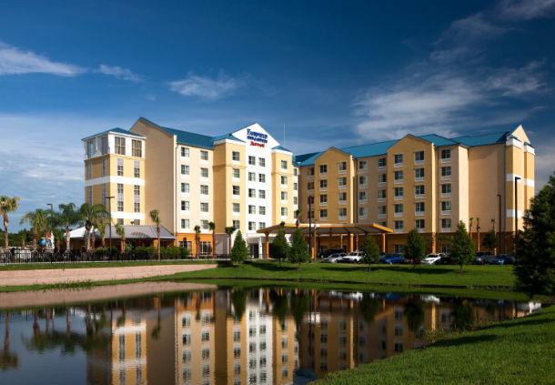 Fairfield Inn & Suites by Marriott Orlando at SeaWorld® image 0