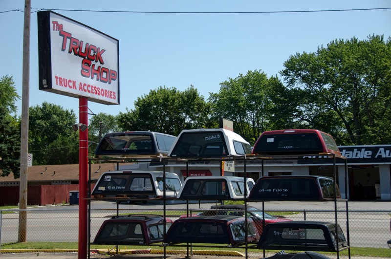 The Truck Shop image 0