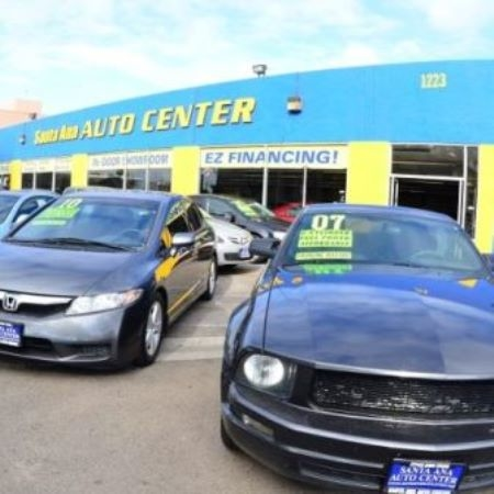 Used Auto Dealers