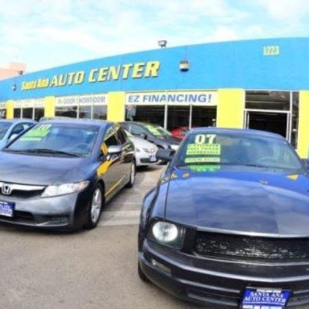 Used Auto Dealers