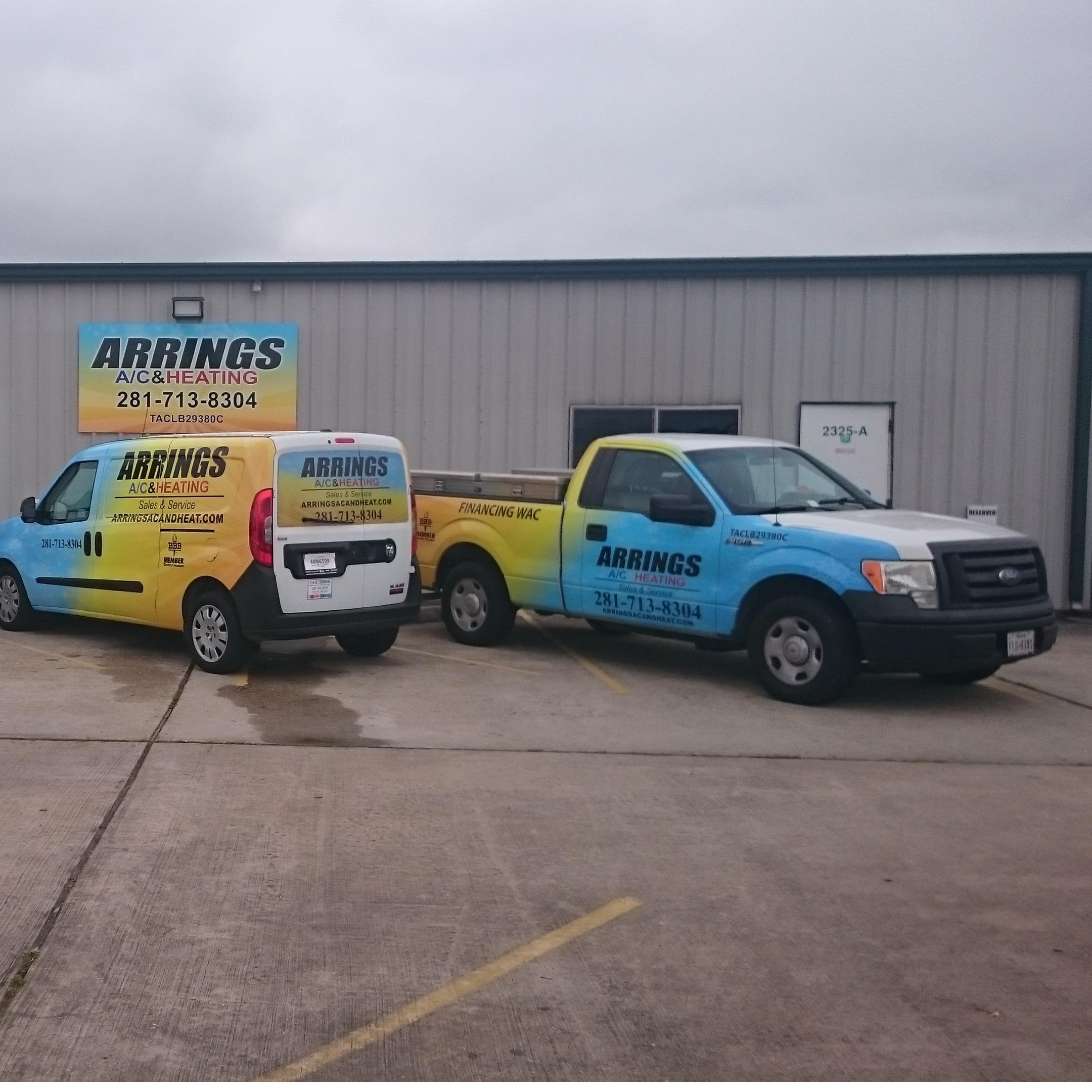 Arrings A/C & Heating Services