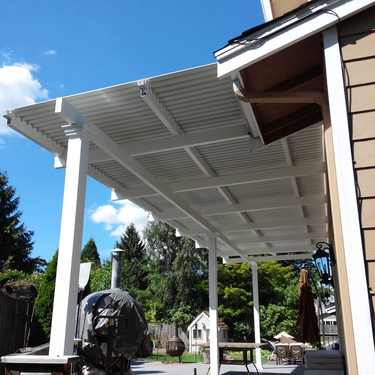 American Louvered Roofs Of Western Washington