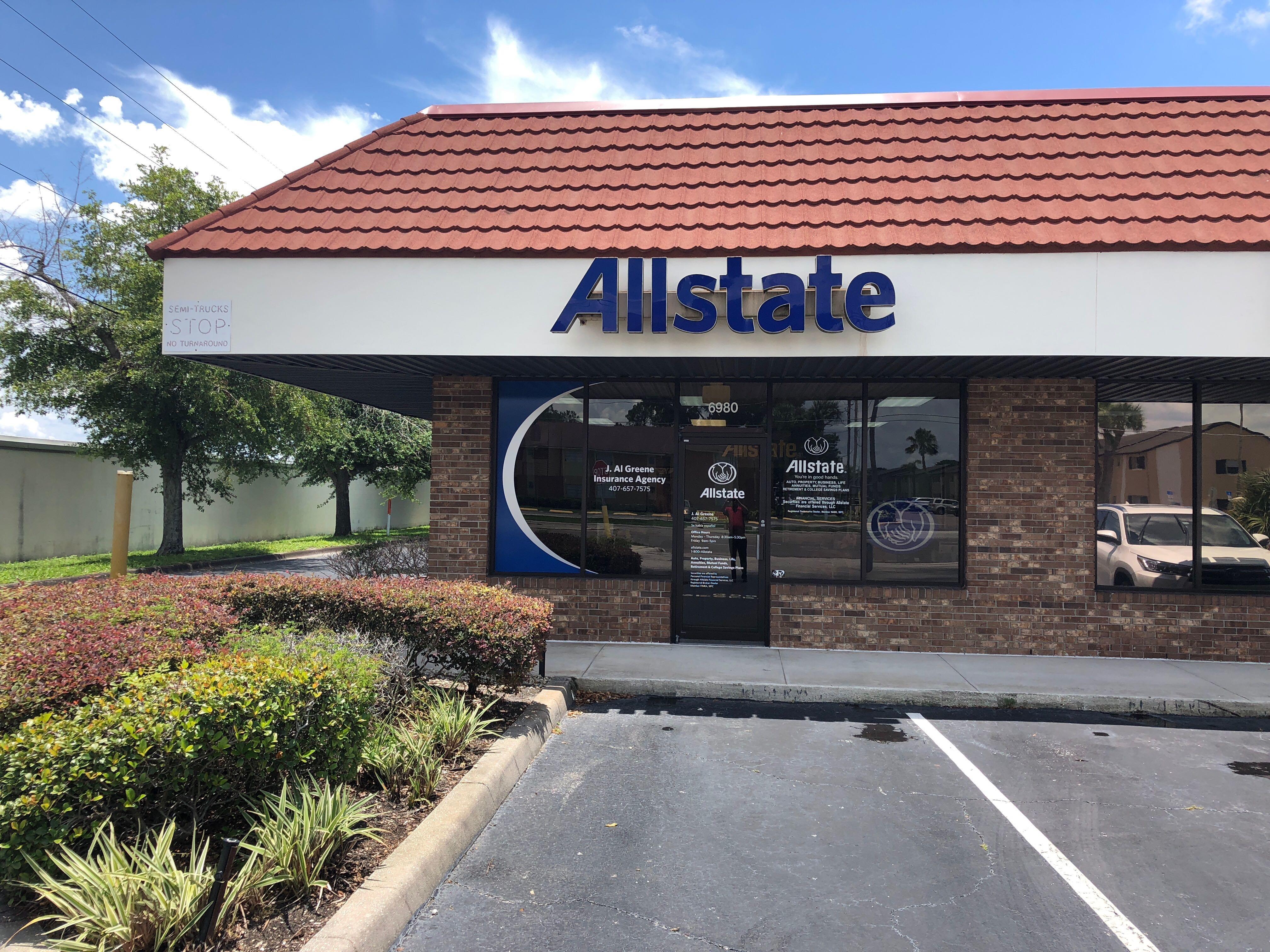 J. Al Greene: Allstate Insurance