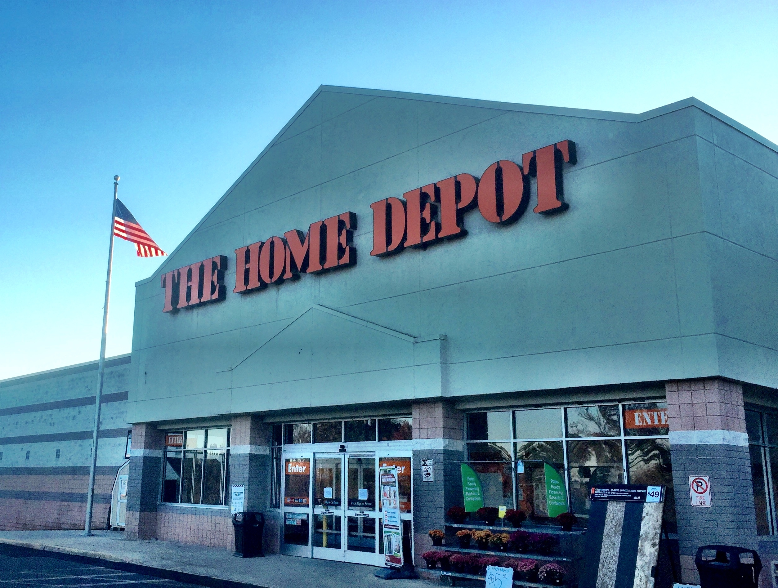 The Home Depot 300 Trotters Way Freehold NJ Home Depot MapQuest