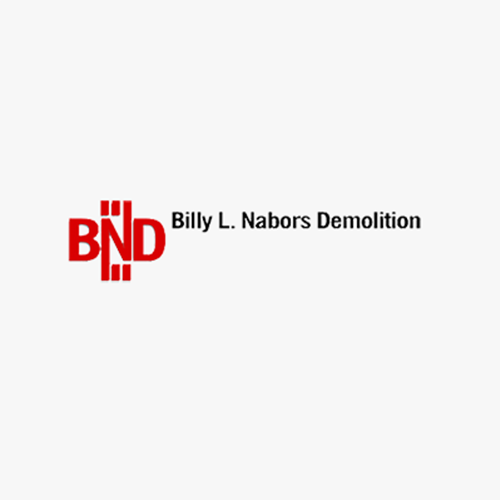 Billy L. Nabors Demolition image 7