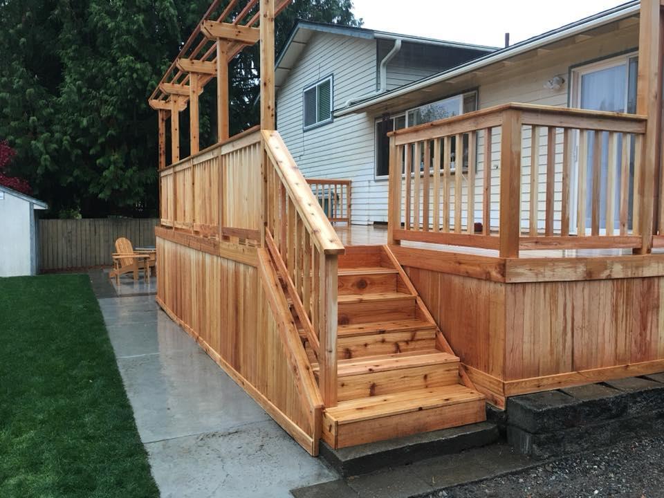 A.K. Custom Fence and Deck LLC image 5
