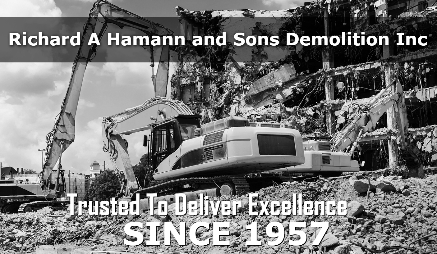 RICK HAMANN AND SONS DEMOLITION INC image 1