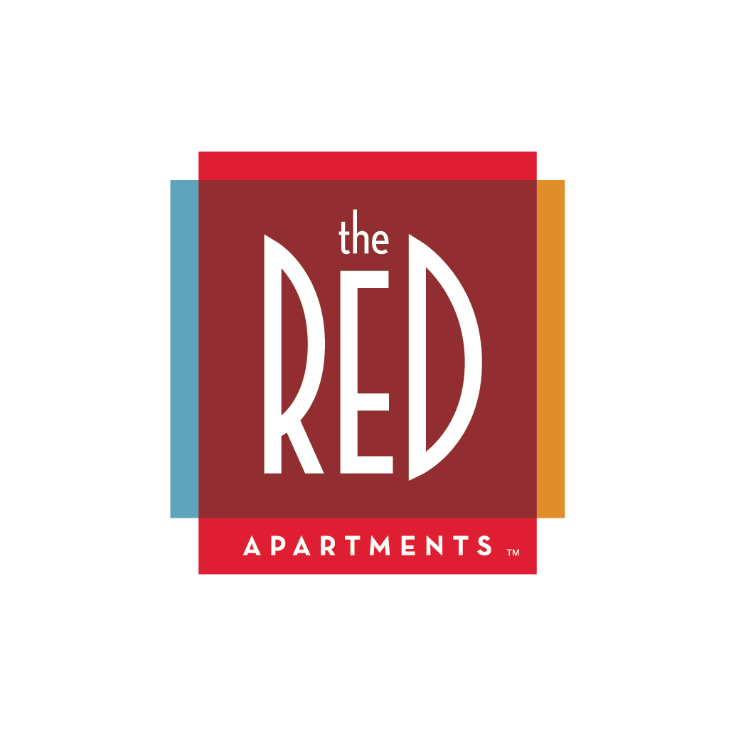 the RED apartments