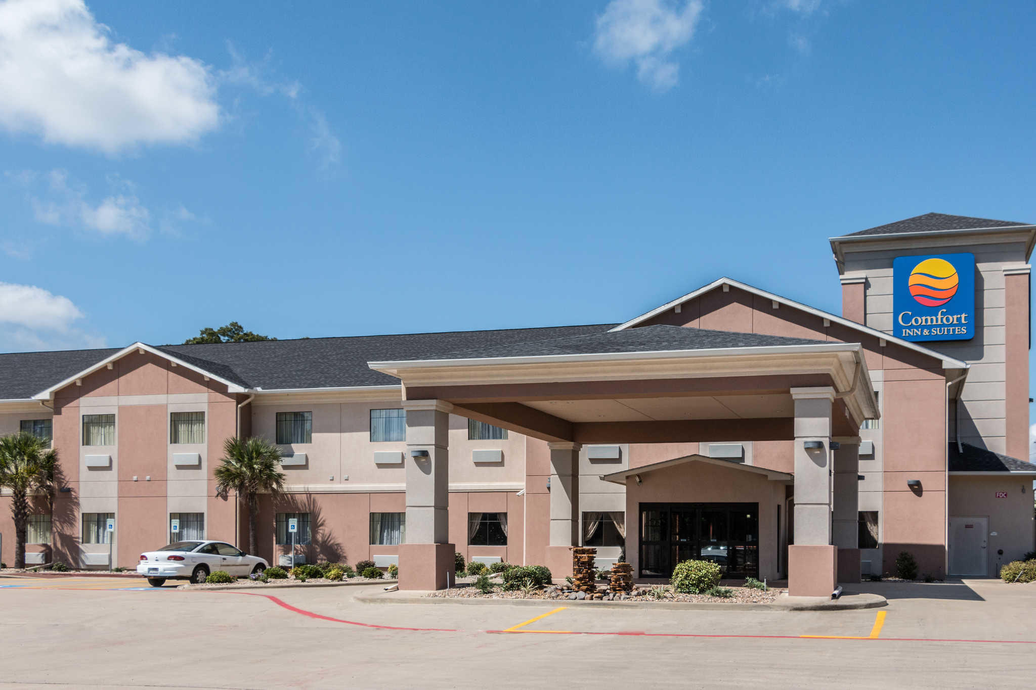 fort Inn Suites Polk Street Mansfield LA Hotels