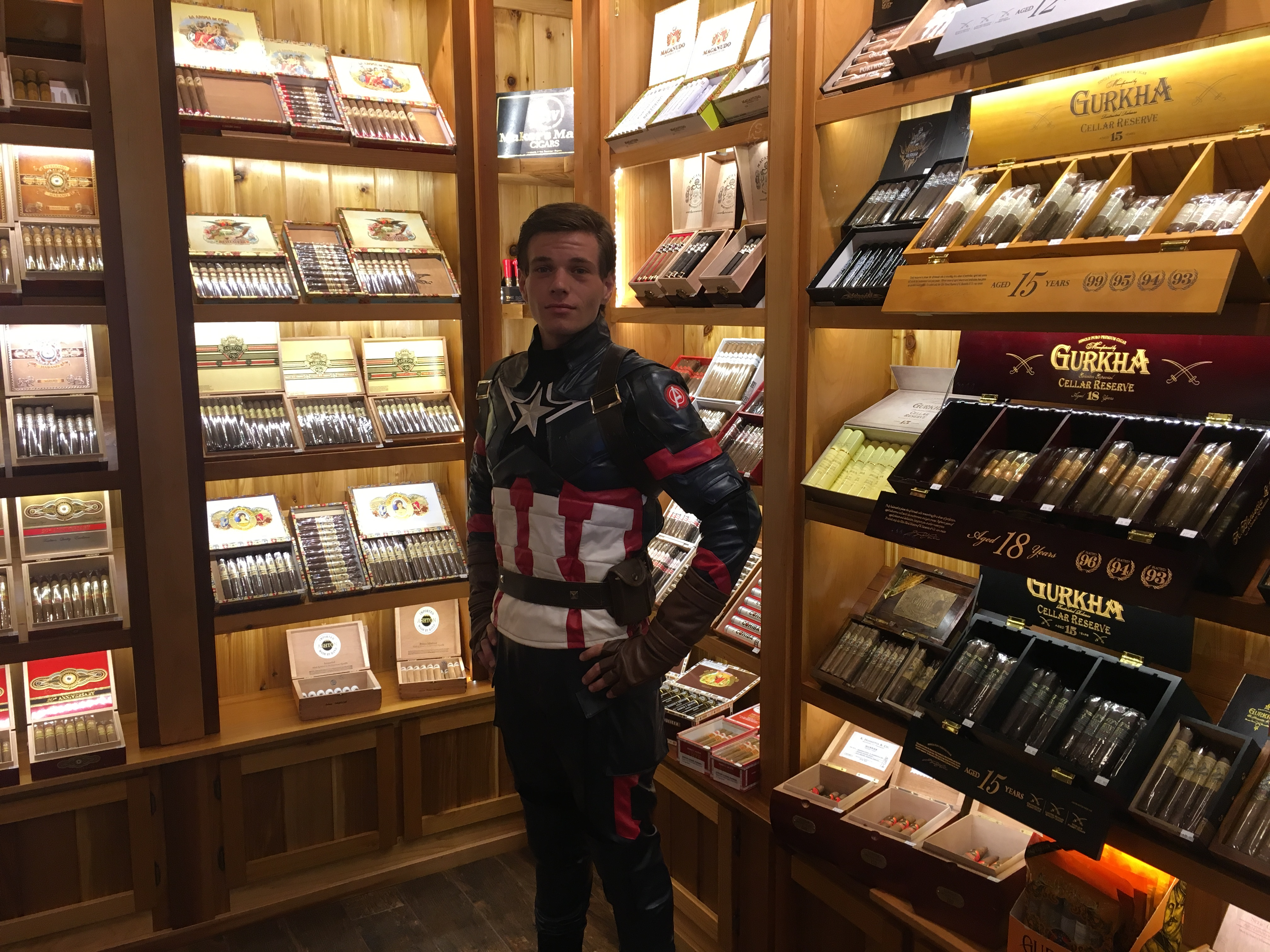 Stogies Cigars at Fort Alley image 4