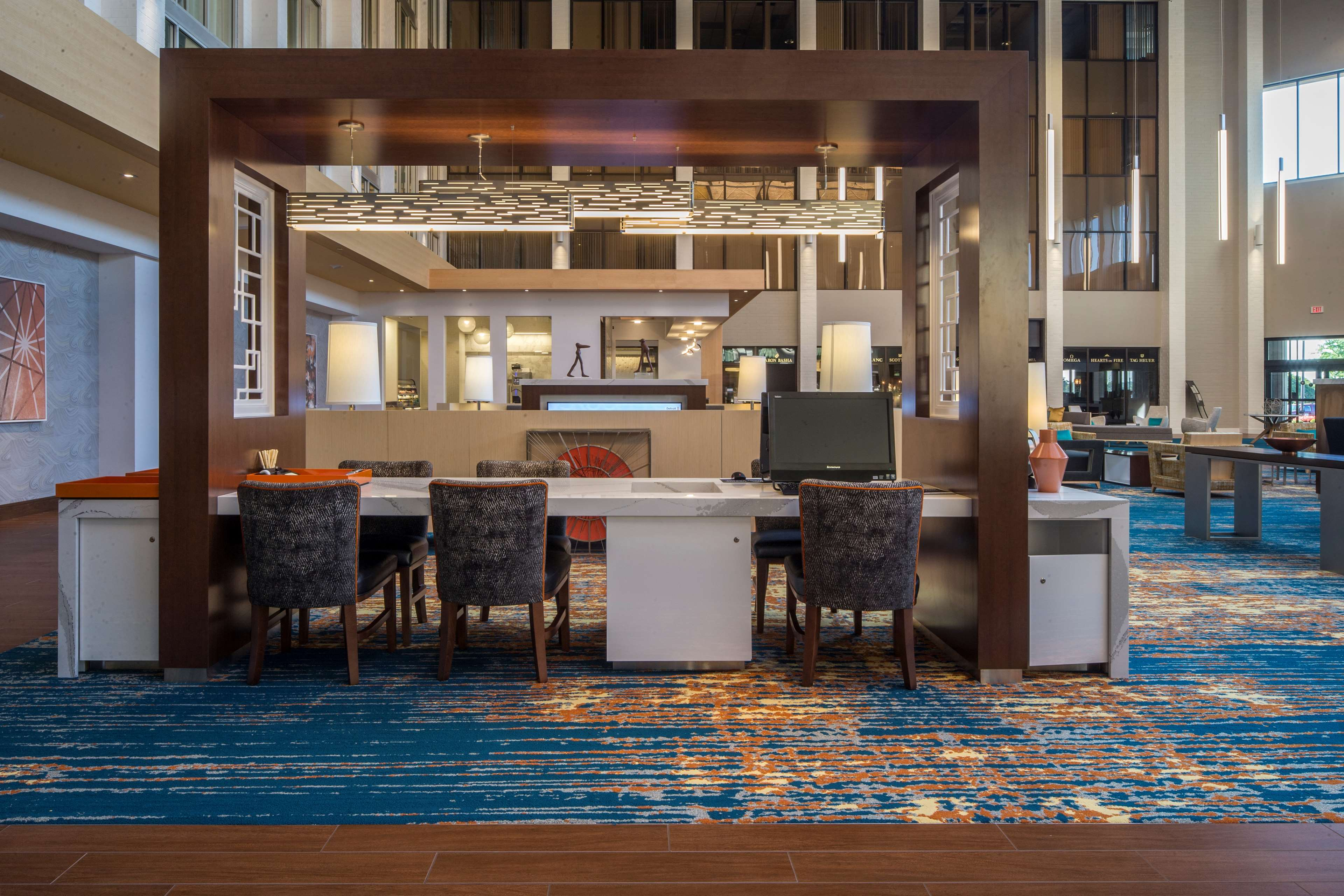 DoubleTree by Hilton Hotel Pittsburgh - Cranberry image 5