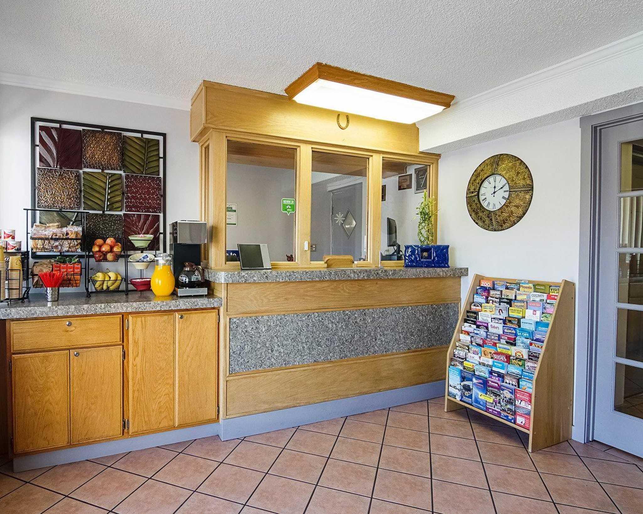 Rodeway Inn Downtown Phoenix image 6