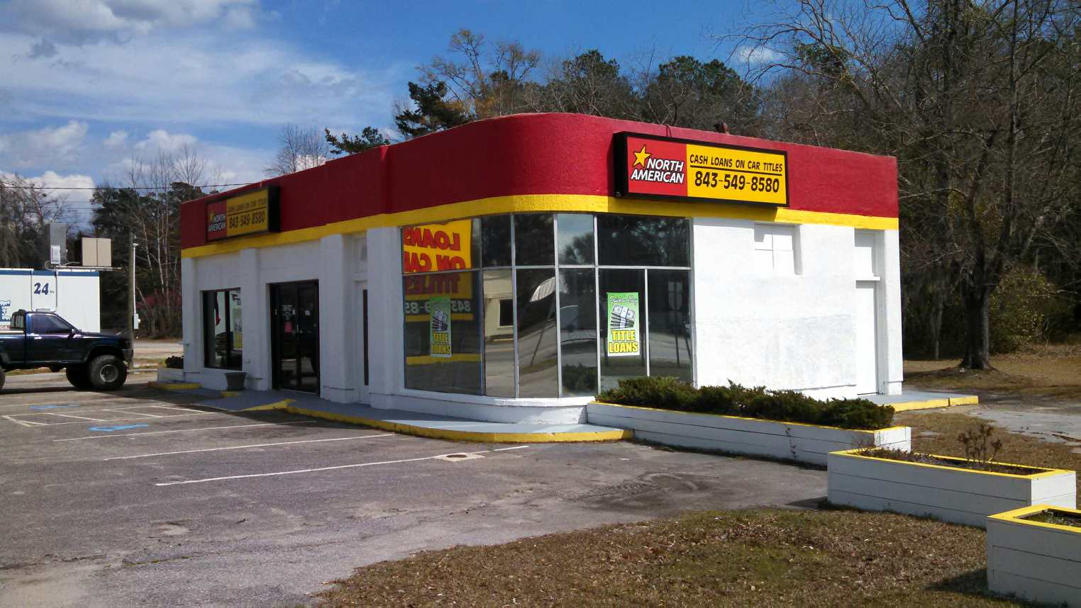 North American Title Loans In Walterboro Sc Whitepages