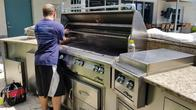 grill tanks plus outdoor kitchens and bbq grill cleaning and repair.