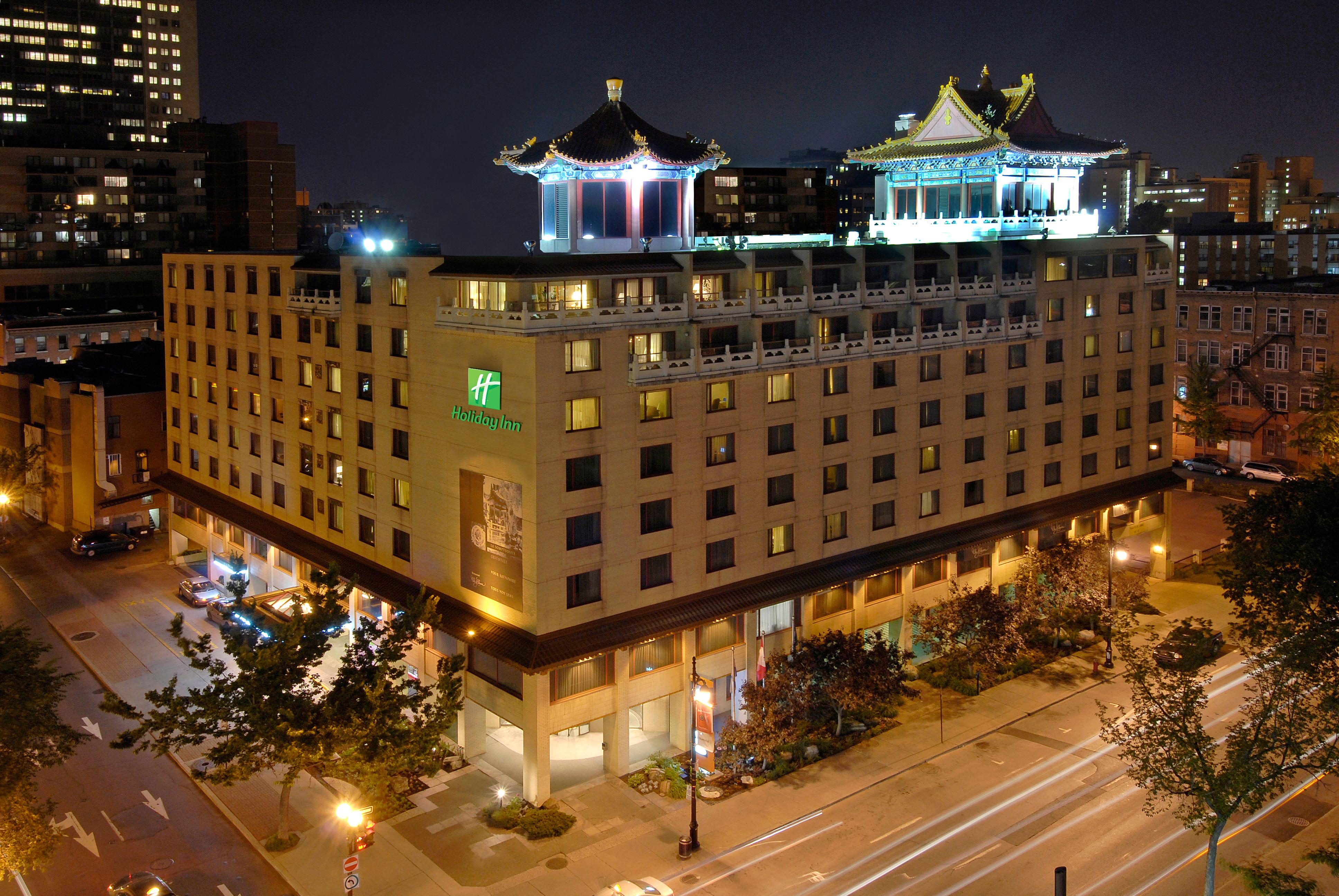 Holiday Inn Montreal Centreville Downtown à Montreal