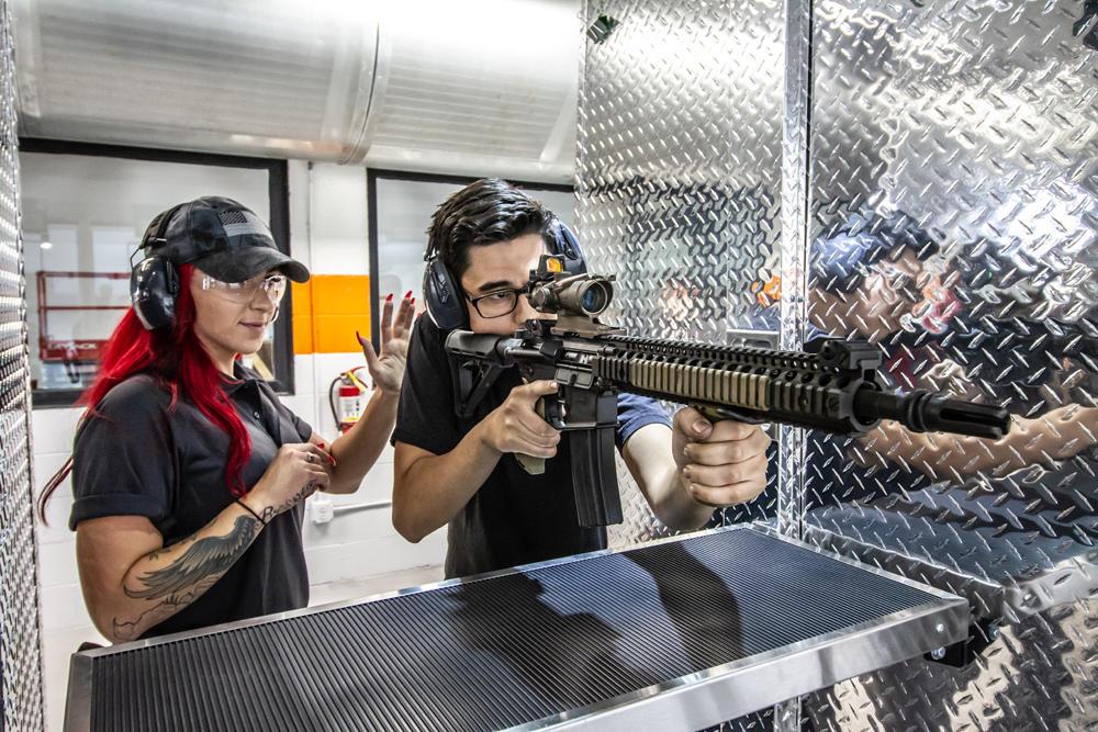 Las Vegas Shooting Center image 8