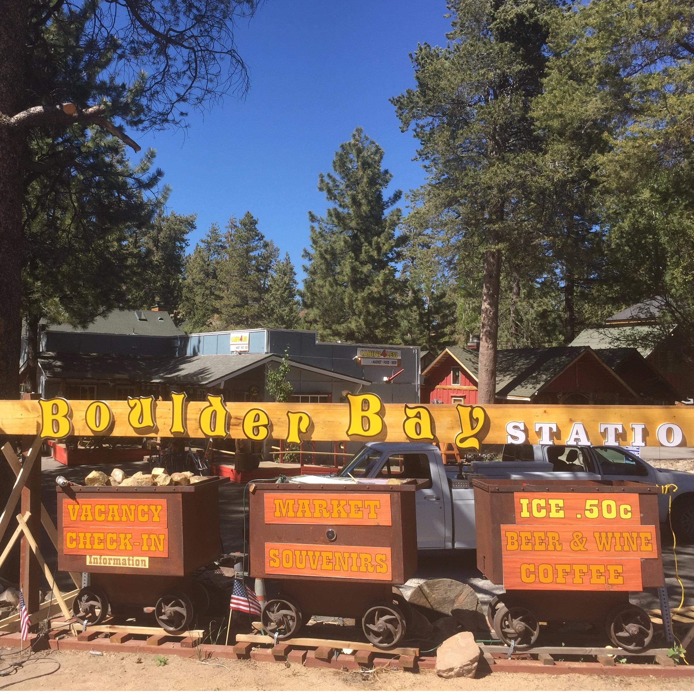 image of the Cabins 4 Less Station, Big Bear Lake