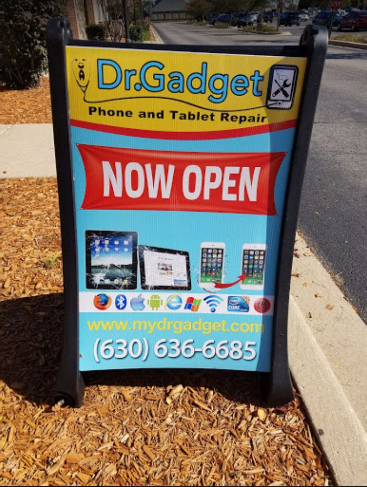 Dr. Gadget Phone and Tablet Repair - Oswego image 1