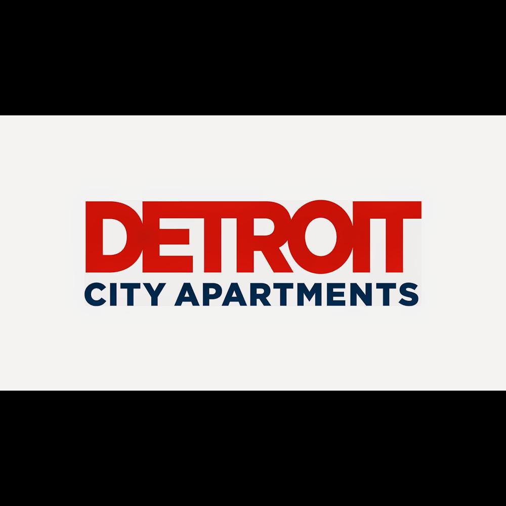 Apartment Building in MI Detroit 48226 Detroit City Apartments 1431 Washington Blvd  (313)961-5820