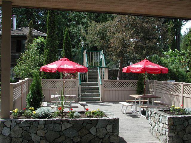 Best Western Cowichan Valley Inn in Duncan: Picnic area