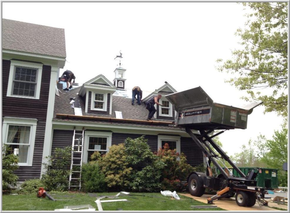 Nrb exterior home improvements inc in granby ma 413 563 6 - Exterior home repairs ...