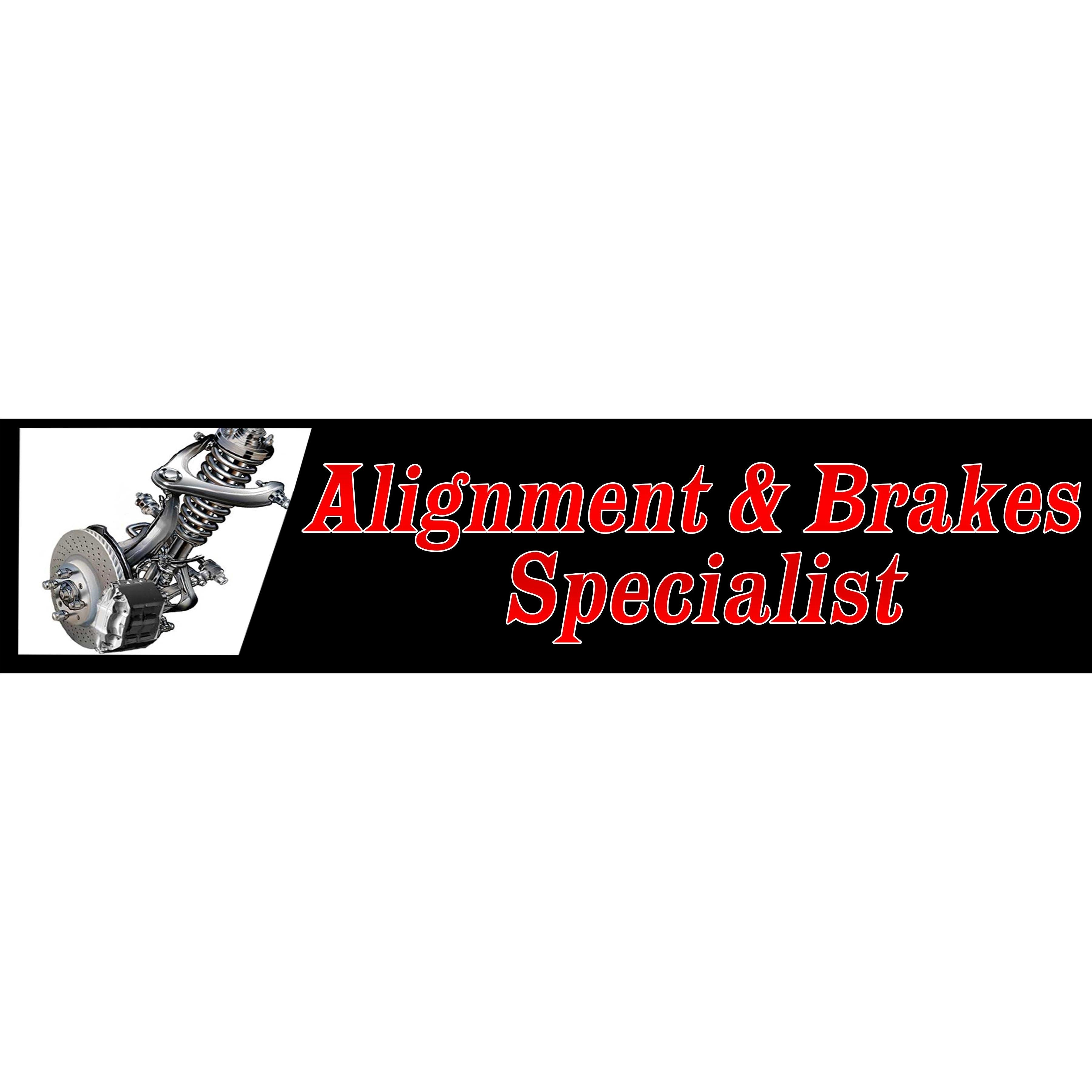 Alignment & Brakes Specialist