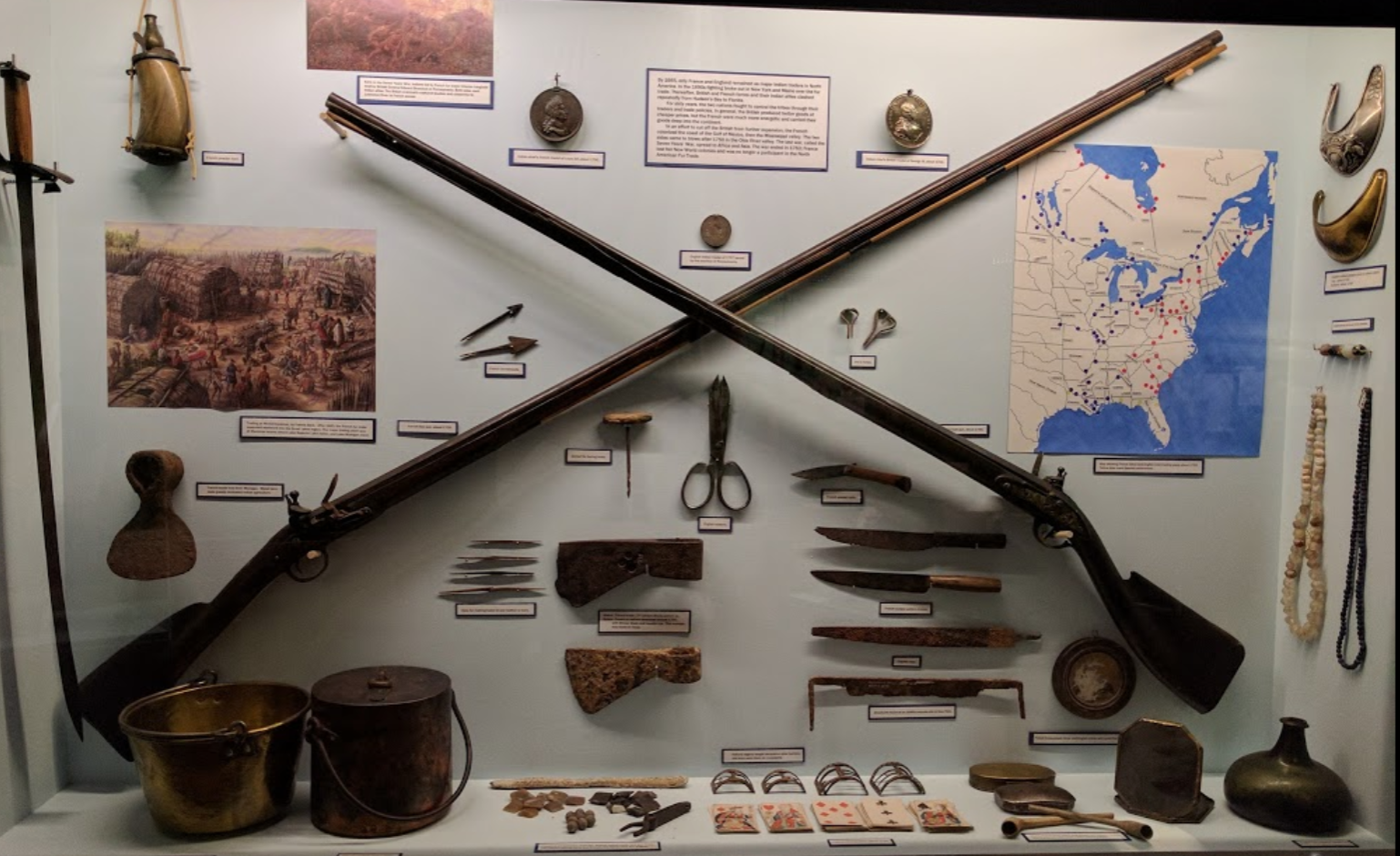 Museum of the Fur Trade image 18