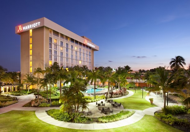 Miami Airport Hotels With Free Shuttle Service