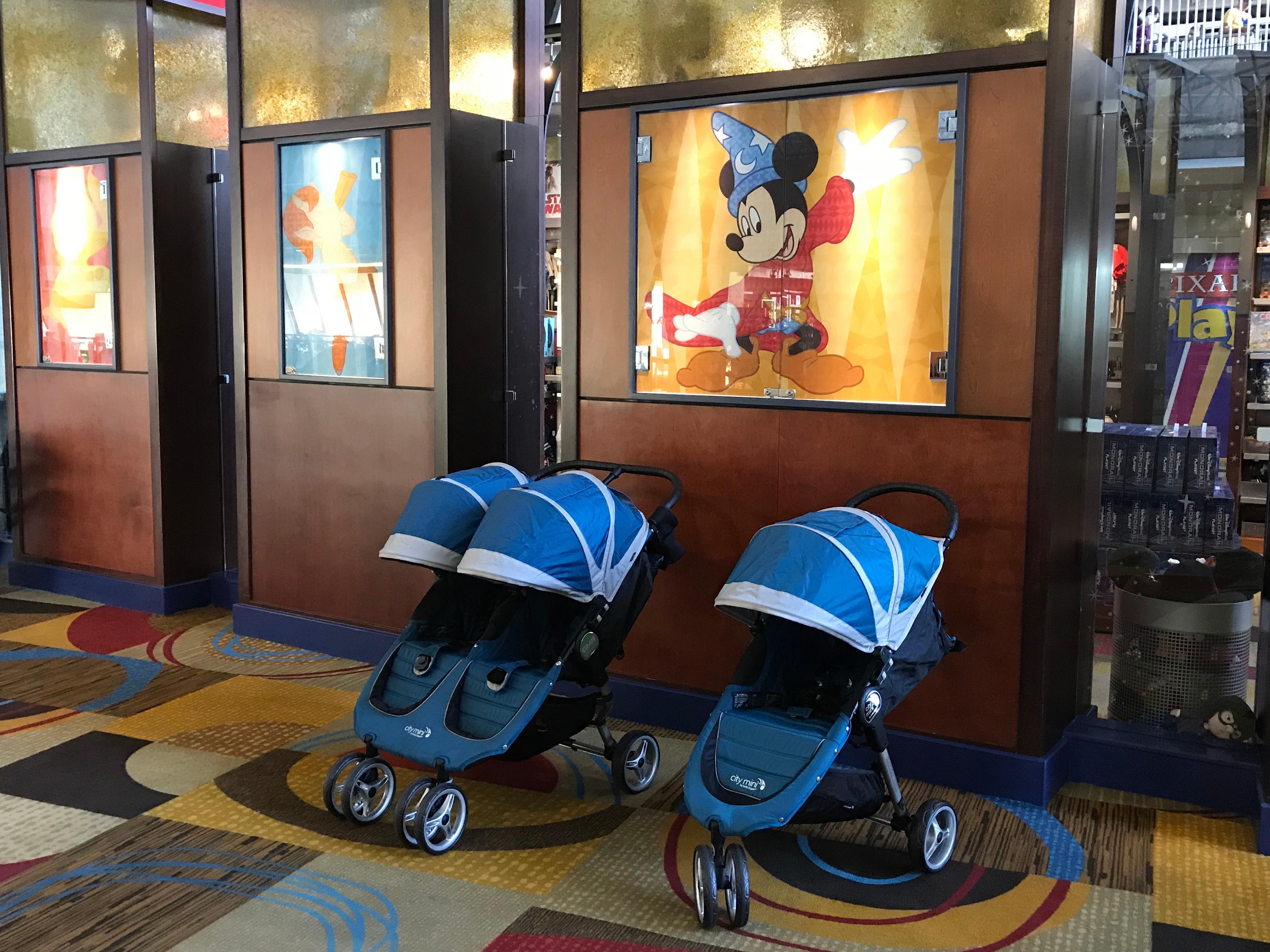 Stroller Rentals Disney image 82