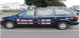 Patriot Taxi image 3