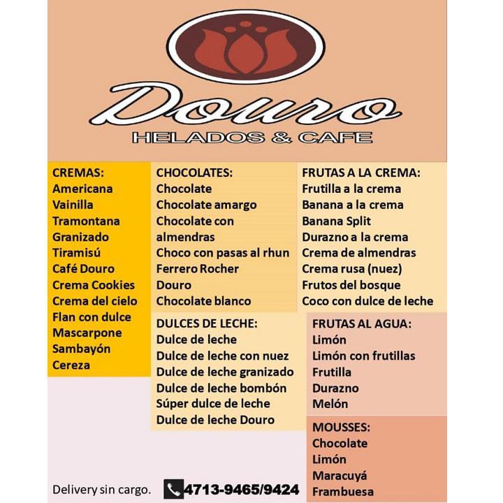 Douro Helados & Café