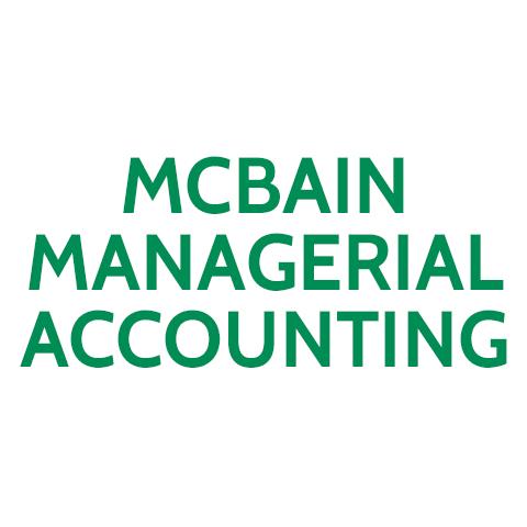 McBain Managerial Accounting