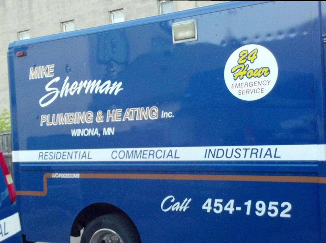 Mike Sherman Plumbing & Heating image 2