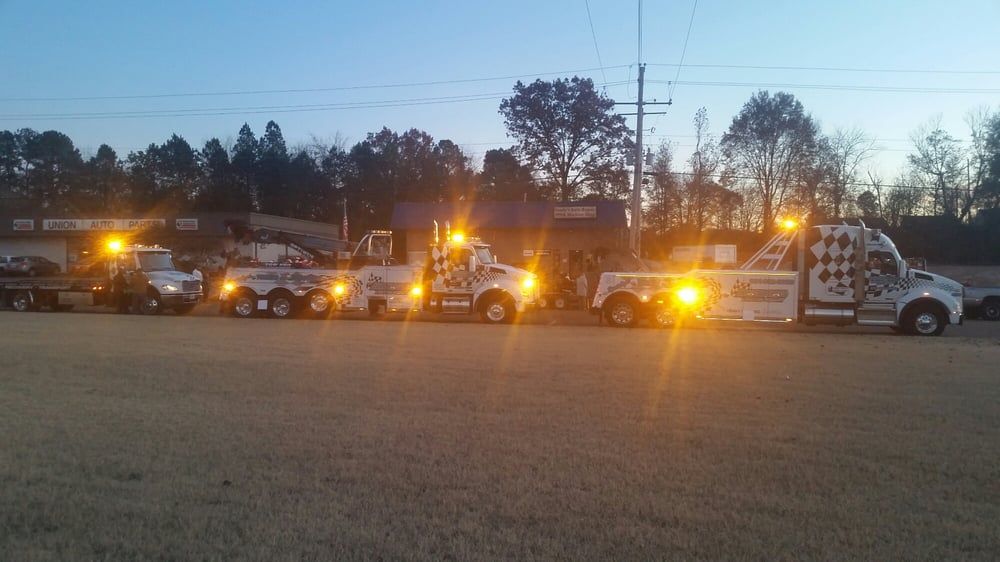 Light Duty Towing, Heavy Duty Towing, Specialized Transport, PPI
