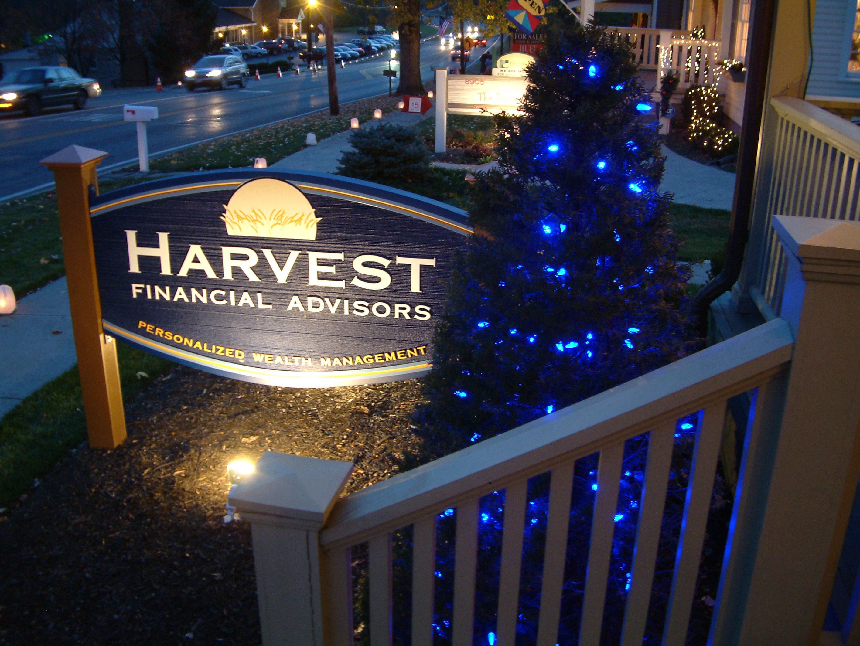 Harvest Financial Advisors image 0
