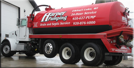 Harper Pumping - Drain And Septic Services image 0