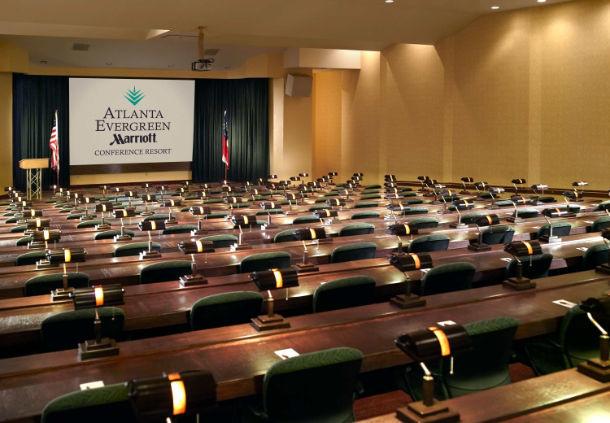 Atlanta Evergreen Marriott Conference Resort image 13