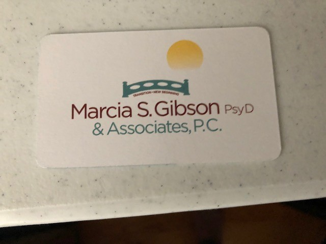Marcia S. Gibson PSY.D. and Associates P.C. image 0
