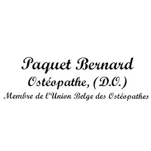 Paquet Bernard D.O. - Société belge de médecine osthéopathique