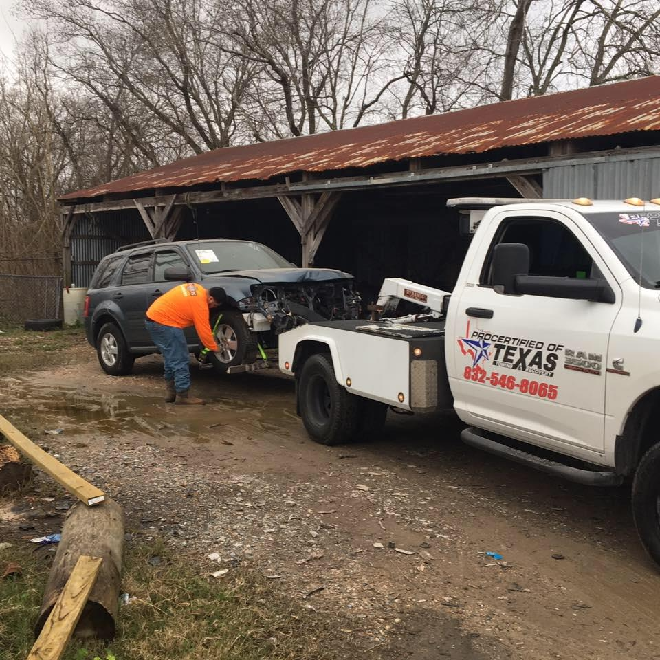 Procertified of Texas Towing & Recovery