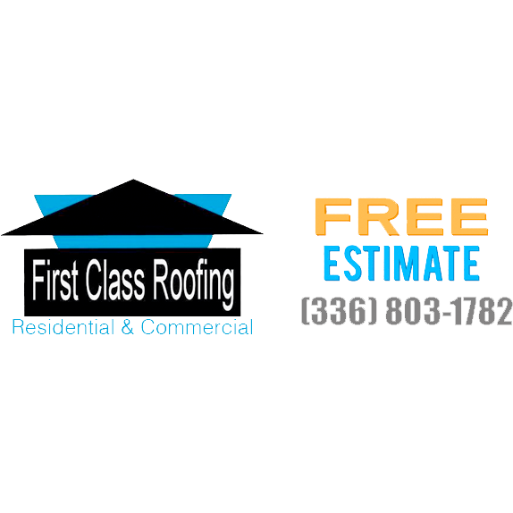 First Class Roofing - Greensboro, NC 27405 - (336)880-8720 | ShowMeLocal.com