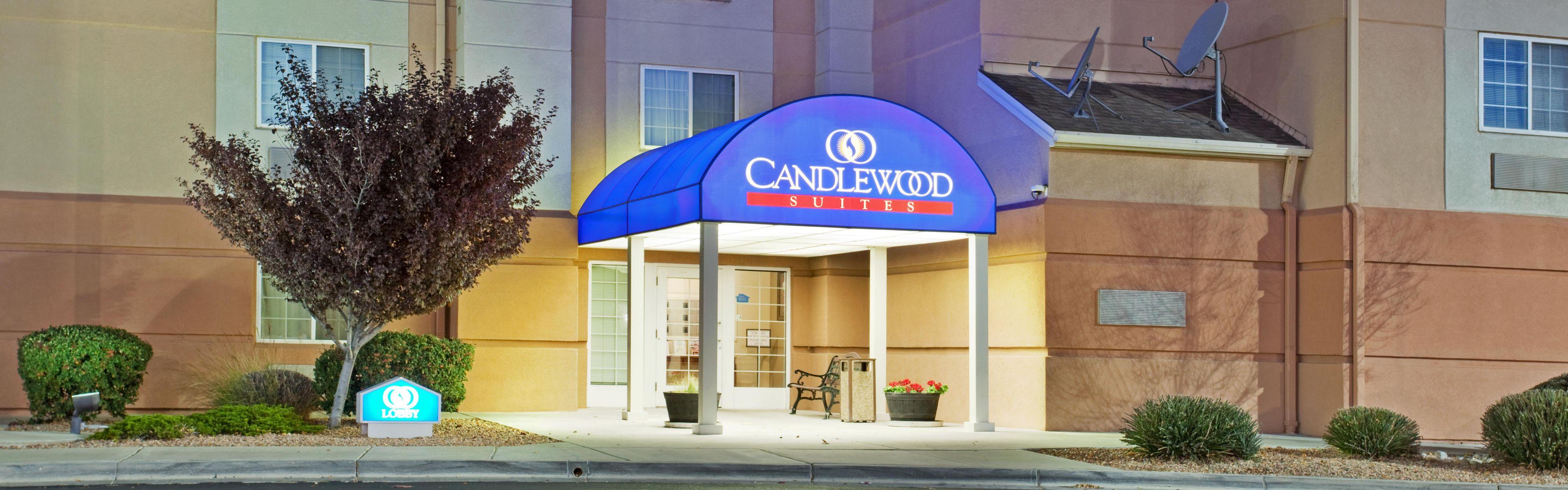 Candlewood Suites Albuquerque image 0