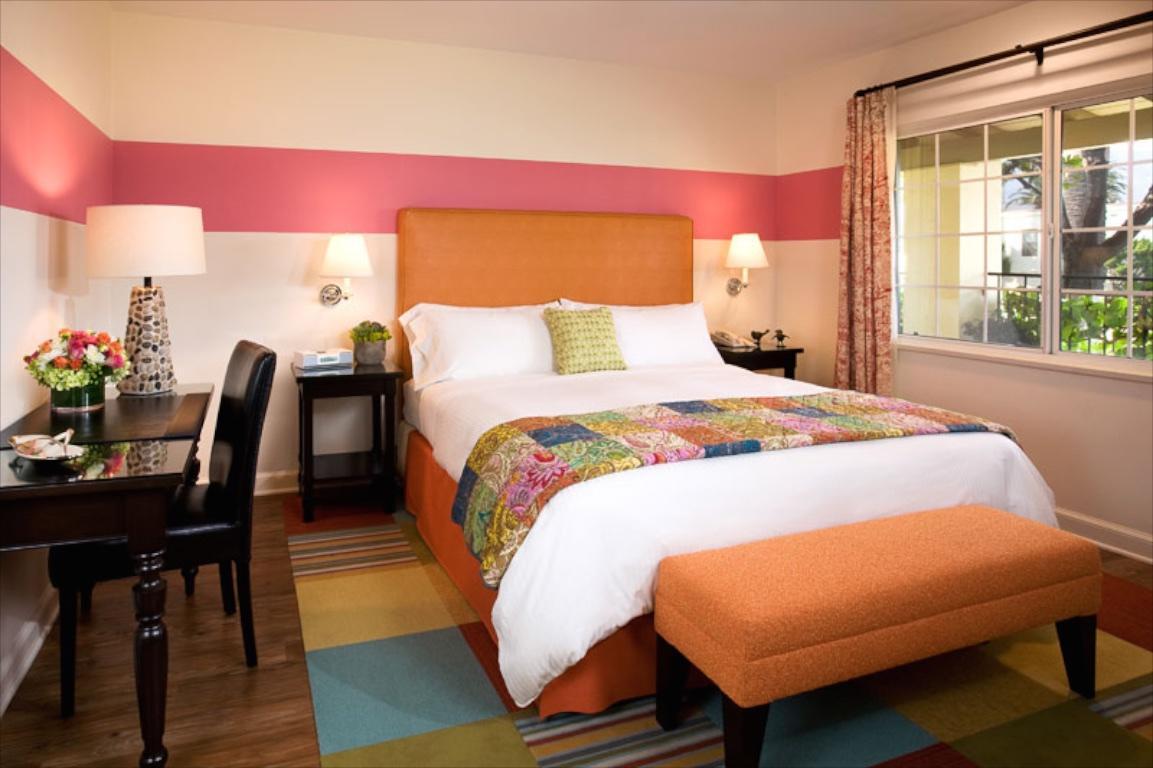 Hotel Milo Santa Barbra - Deluxe King