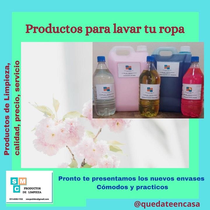 SMC Productos de Limpieza