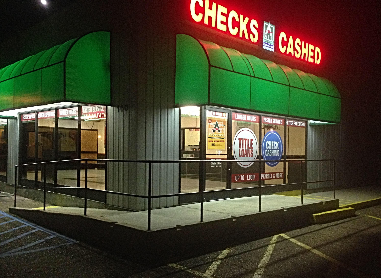Ace cash express lafayette la business directory - Cash express la valentine ...